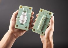 3D Printed Injection Mold