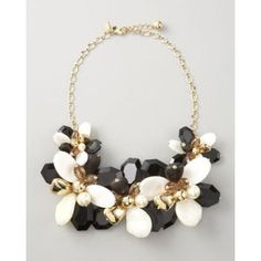kate spade new york orchidia necklace