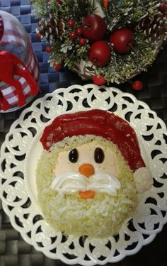 Greek Sweets, Food Decoration, Dear Santa, Food Styling, Recipies, Goodies, Food And Drink, Yummy Food, Christmas Tree