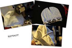 Lähiömutsi: DIY: Viiden minuutin trikoopipo