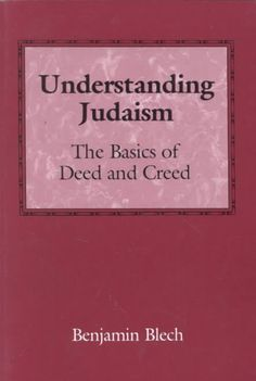 Judaism is primarily a religion of actions rather than beliefs. When the Jewish people accepted God's covenant, they committed themselves first to obedience and practice, and then to striving to under