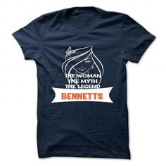 cool BENNETTS shirt, It's an BENNETTS thing, you wouldn't understand