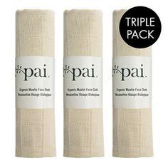 Pai Skincare Muslin Face Cloth | accessories | Beauty Bay