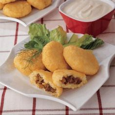 Potato and Rice Kibbeh