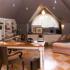Carriage House - traditional - home office - boston - Siemasko + Verbridge