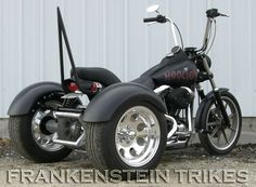 The Roadsmith HDST Trike Kit conversion is designed for the 1988 and newer Harley-Davidson Softail models. Description from internationalclassicmotorcyclesmotortrikes.com. I searched for this on bing.com/images