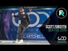 Scott Forsyth | FRONTROW | World of Dance Seattle 2015 | #WODSEA15 - YouTube