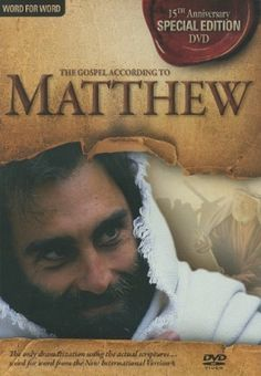The Gospel According to Matthew, with Bruce Marchiano as Jesus. Narrative script is strictly the NIV verbage of the Gospel of Matthew. Easter Movies, Book Of Matthew, Matthew 15, Christian Films, Christian Videos, Christian Music, Miracles Of Jesus, The Bible Movie, Verbatim