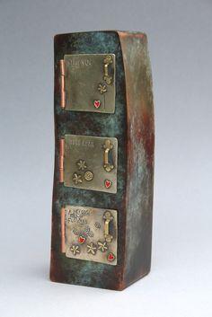 Bronwen Tyler-Jones - Metalwork Inventions - so sweet