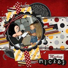 Disney Cute Page