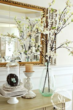 6 TIPS FOR DECORATING WITH NEUTRALS~ DECORATING 101 vary sizes