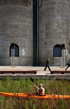 Jellicoe Harbour and Silo Park / Taylor Cullity Lethlean, Wraight + Associates | ArchDaily