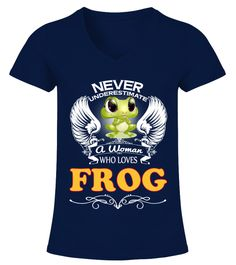 """# A Woman Who Love Frog .  HOW TO ORDER:1. Select the style and color you want2. Click """"Buy it now""""3. Select size and quantity4. Enter shipping and billing information5. Done! Simple as that!TIPS: Buy 2 or more to save shipping cost!This is printable if you purchase only one piece. so don't worry, you will get yours.Guaranteed safe and secure checkout via: Paypal   VISA   MASTERCARD."""