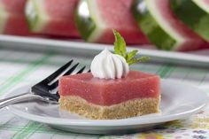 Watermelon Dream Squares