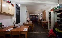 A Little of What You Fancy 464 Kingsland Road, London E8 4AE  Contact: 020 7275 0060 www.alittleofwhatyoufancy.info