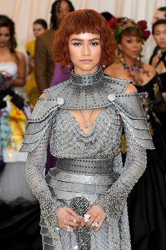 Zendaya as Joan of Arc