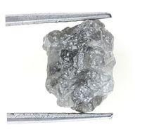 Sparkling 4.66 TCW Grayish Color Loose Natural Rough Diamond