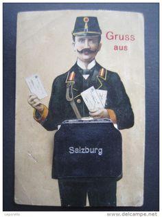 Austrian Postman. Rolf