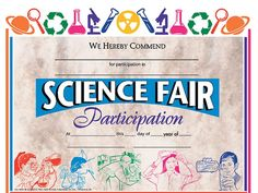 11 awesome top 10 science fair awards images school essentials rh pinterest com