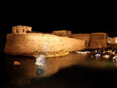 #gallipoli by night - #salento