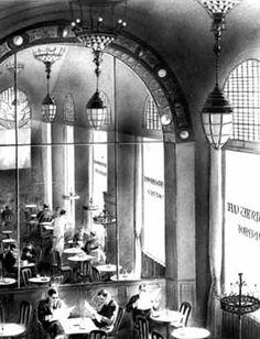 Romanisches Café / Erich Kaestner: Emil und die Detektive / ZLB