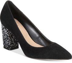 9658c3355662 Aldo Cirenna Block-Heel Pumps Women s Shoes Women s Pumps