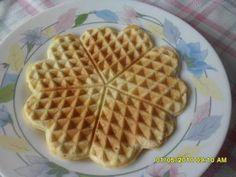 Receita de Waffle - Tudo Gostoso