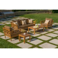Costco: Bel-Aire 6-piece Deep Seating Set by Sirio™