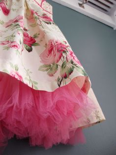 Handmade princess dress for my girl to a wedding. My Girl, Ballet Skirt, Craft Ideas, Princess, Skirts, Handmade, Crafts, Wedding, Dresses