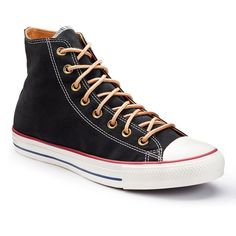 Men's Converse Chuck Taylor All Star High-Top Sneakers ($65) ❤ liked on Polyvore…