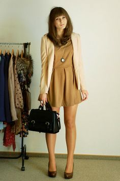 A bit of elegance.  (by Maddy C) http://lookbook.nu/look/1883486-a-bit-of-elegance