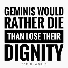It is not loss of dignity we fear, it is insults to our intellect June Gemini, Gemini And Scorpio, Gemini Traits, Zodiac Sign Traits, Gemini Love, Gemini Quotes, Gemini Woman, Zodiac Signs Gemini, Zodiac Mind