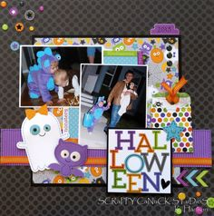 Halloween 2020 Day Opf Week Scrapbook   Halloween | 's collection of 200+