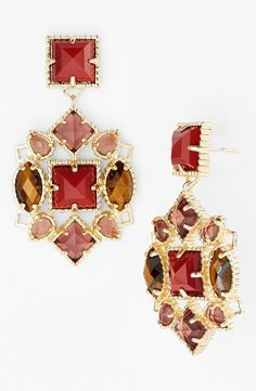 Marvelous earrings!