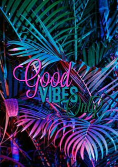 Good Vibes Only | Notebook Cover