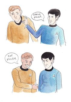 How to do the vulcan neck pinch
