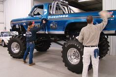 IMTM Welcomes The Original Monster Truck, BIGFOOT #1 » International Monster Truck Museum & Hall of Fame