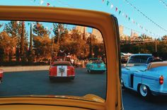Finally rode the Italian ride. The formation is creative and makes me feel as if I am part of the god father family wedding  #disneyland #dca #dlr #rollickinroadsters #cars by keanarenee