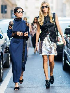 The Complete Guide to Dressing for Your Body Type via @WhoWhatWearUK