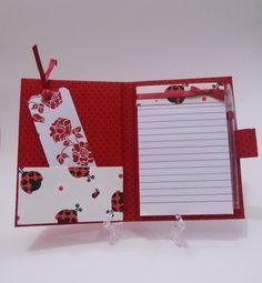 Clipboard Crafts, Cd Crafts, Creative Crafts, Handmade Crafts, Diy And Crafts, Paper Crafts, Pinterest Birthday Cards, Post It Note Holders, Paper Engineering