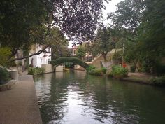 San Antonio Riverwalk Bridge