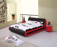 Rossville este diferit de celelalte paturi pe care le-ai vazut pana acum. Modern si inovator, acest model se bucura de un design fresh si fermecator: http://despreacasa.ro/pat-tapitat-rossville/