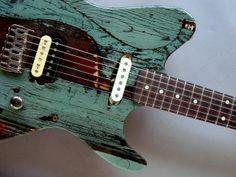 Destroy All Guitars - Spalt GG011 Gate Standard