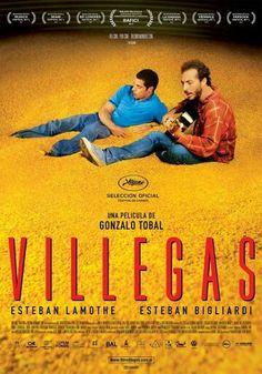 VILLEGAS (Argentina; 2013) Guión y  Dirección: Gonzalo Tobal.  Actores: Esteban Lamothe; Esteban Bigliardi.  #CineArgentino