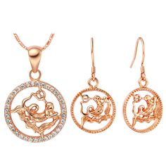 Find More Jewelry Sets Information about Trendy White Crystal Silver Set,Constellation Aquarius Rose Gold Jewelry Accessories for Lover's Girls Birthday Friend Gift T398,High Quality set lip,China set gel Suppliers, Cheap sets videos from Ulovestore Fashion Jewelry on Aliexpress.com