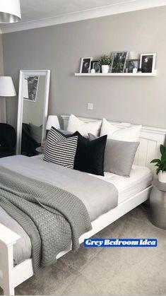 Diy Home Decor Bedroom For Teens, Bedroom Ideas For Teen Girls Small, Beds For Small Rooms, Small Room Decor, Small Room Bedroom, Trendy Bedroom, Diy Bedroom, Teen Bedroom Designs, Master Bedrooms