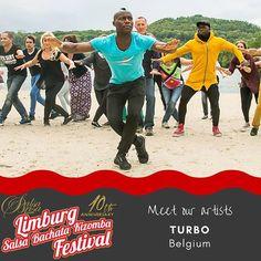 Meet the artists. Get your ticket at: LimburgSalsaFestival.com #10LSBKF #LSF #LSBKF #SalsaBrisa #Maastricht #Alwaysfun #Nonstopdancing #nonstopfun #turbo