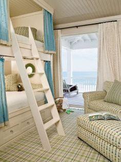 amazing! beach house room!