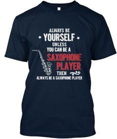 Limited-Edition: Saxophone Players! | Teespring