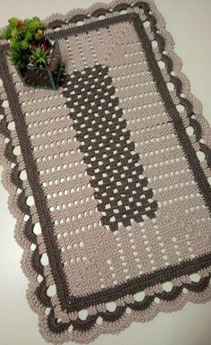Granny Star Coaster N Motif Crochet pattern by Island Style Crochet Crochet Carpet, Crochet Home, Crochet Baby, Free Crochet, Unique Crochet, Single Crochet, Crochet Placemats, Crochet Table Runner, Crochet Doilies